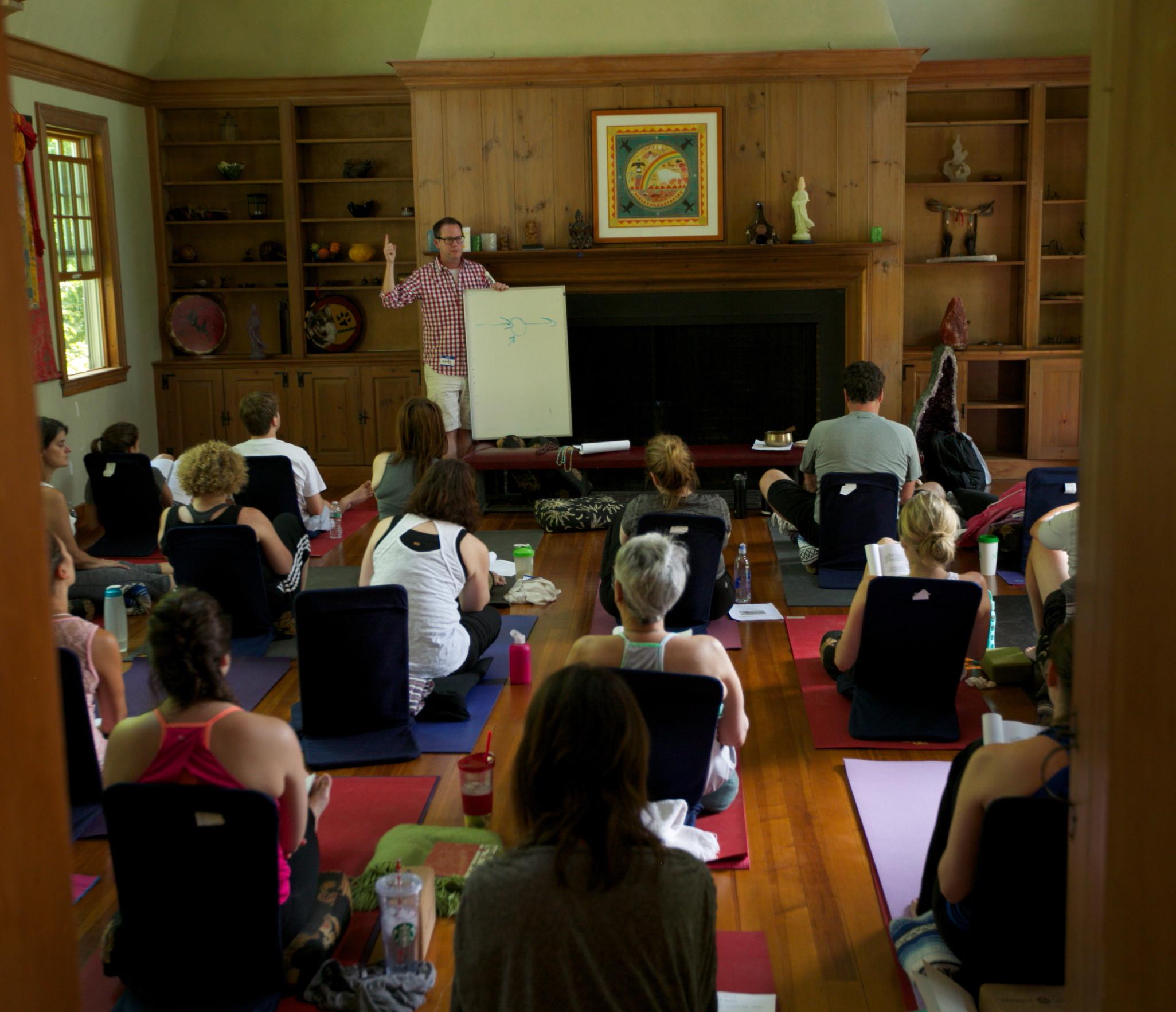 Meditation Teacher Training | The Boston Buddha